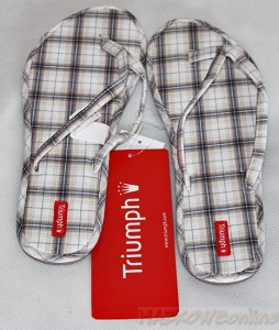 Triumph Sunny Moments Shoes 13 - klapki